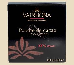 Valrhona Kakaopulver