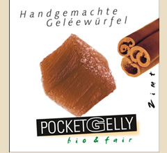 PocketGelly Zimt