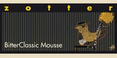 Zotter BitterClassic Mousse