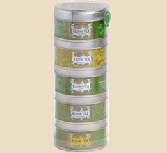 die ursprüngliche Teemischung mit verschiedenen grünen Tees von Kusmi