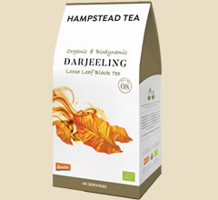 Hampstead Tea - Darjeeling Tea Spitzbeutel