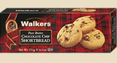Walkers Shortbread chocolate chip