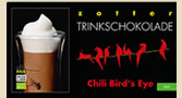 Zotter Trinkschokolade Birds Eye Chili